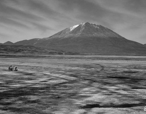 Volcano Ollague