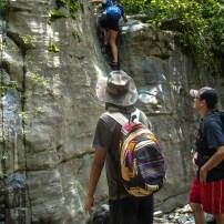 big climb