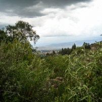 View on Cochabamba