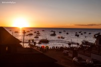 Sunset at Titicaca