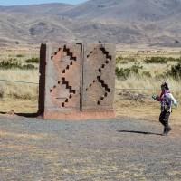 The Mysterious Ancient City of 'Tiwanaku' *** Tajemnicza cywilizacja 'Tiahuanaco'