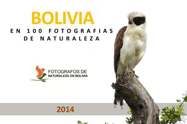 Bolivia en 100 fotografias de naturaleza