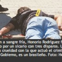 Bolivian public safety 101: death and violence in Santa Cruz have tripled this 2013