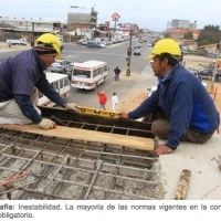 Bolivia, 2nd most dangerous country in construction works