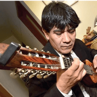 A musical instrument invented by Bolivian Randolf Berrios gains fame in Argentina