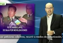 Bolivia News 30 Enero 2015