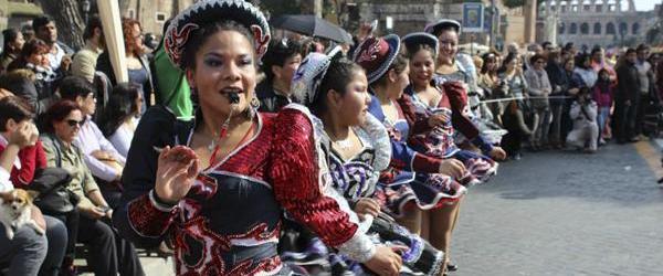Bolivianos en el mundo – Italia