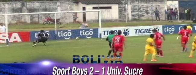 Bolivia Sport 23 Febrero 2015