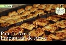 Sabores y Colores de Bolivia – Pan y Empanada de Arroz