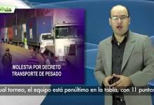 Bolivia News 24 abril 2015
