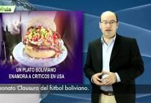 Bolivia News 11 mayo 2015
