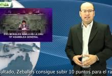 Bolivia News – 29 sept 2015