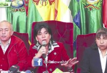 Bolivia News – 01 Octubre 2015