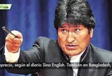 Bolivia News – 16 Febrero 2016
