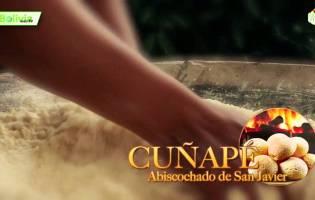 Sabores y colores de Bolivia – Cuñapé abizcochado de San Javier