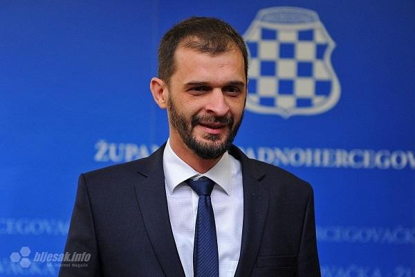 David Grbavac, ministar MUP-a ZHŽ-a, o sigurnosnom stanju u županiji