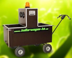 Bollerwagen Green-Hornet