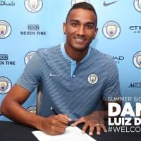 OFICIAL: Danilo es nuevo jugador del Manchester City
