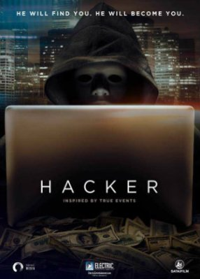 Poster of Hacker 2016 BRRip 720p Dual Audio In Hindi English