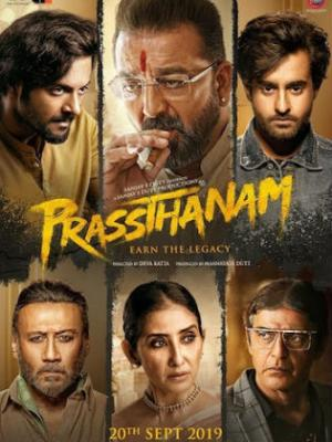 Prassthanam 2019 WEB-DL 400Mb Full Hindi Movie Download 480p