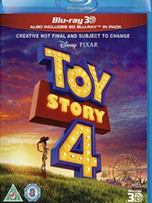 Toy Story 4 2019 BluRay 350MB Hindi Dual Audio ORG 480p
