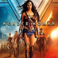 Wonder Woman 2017 BRRip 450MB Hindi Dual Audio 480p