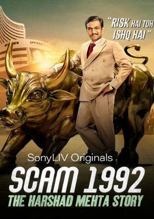 Scam 1992 (2020) WEB-DL 1.5GB Hindi Complete S01 Download 720p Watch Online Free Bolly4u