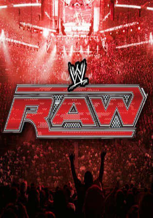 WWE Monday Night Raw HDTV 480p 350MB 19 October 2020 Watch Online Free Download bolly4u