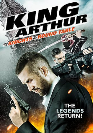 King Arthur and the Knights of the Round Table 2017 BRRip 300Mb Hindi Dual Audio 480p Watch Online Full Movie Download bolly4u