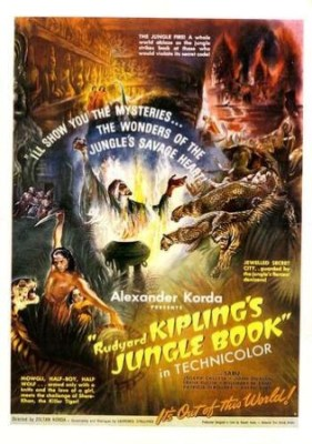 Jungle Book 1942 BluRay 950Mb Hindi Dual Audio 720p Watch Online Full Movie Download bolly4u