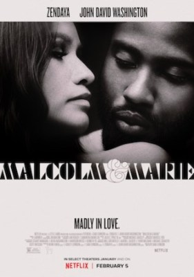 Malcolm and Marie 2021 WEB-DL 300Mb English 480p ESubs Watch Online Full Movie Download bolly4u