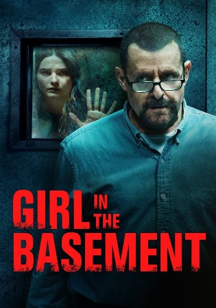 Girl in The Basement 2021 BRRip 300MB English 480p ESubs Watch Online Full Movie Download bolly4u