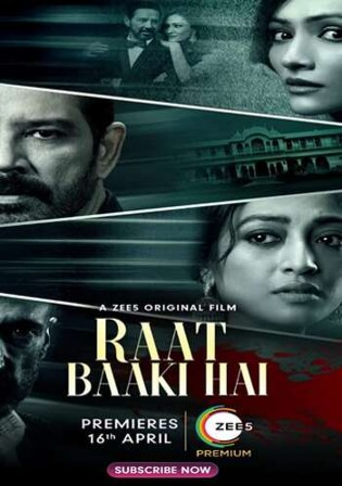 Raat Baaki Hai 2021 WEB-DL 650Mb Hindi Movie Download 720p Watch Online Full Movie Download bolly4u