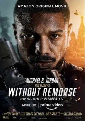 Without Remorse 2021 HDRip 350Mb English 480p ESub Watch Online Full Movie Download bolly4u