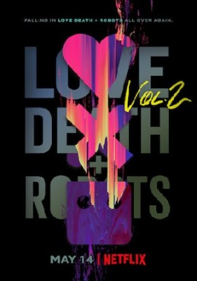 Love Death and Robots WEB-DL 800Mb Hindi Dual Audio S02 Download 720p Watch Online Full Movie Download bolly4u