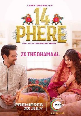 14 Phere 2021 WEB-DL 350MB Hindi Movie Download 480p Watch Online Free bolly4u