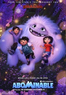 Abominable 2019 BluRay 750Mb Hindi Dual Audio 720p Watch Online Full Movie Download bolly4u