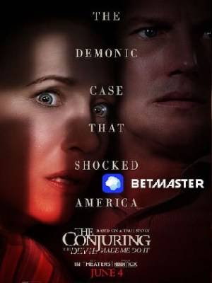 The Conjuring The Devil Made Me Do It 2021 WEB-DL 850MB Hindi CAM Dual Audio 720p