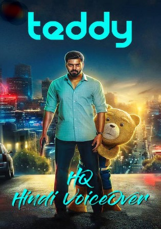 Teddy 2021 WEB-DL 400MB Hindi (Voice Over) Dual Audio 480p Watch Online Full Movie Download bolly4u