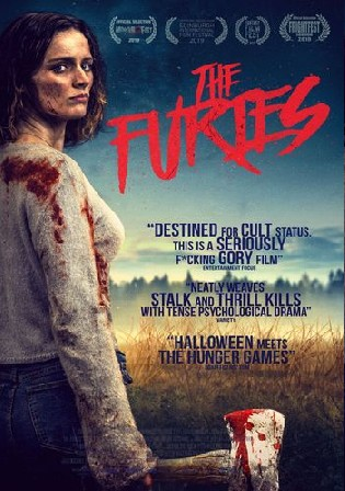 The Furies 2019 BluRay 800MB Hindi Dual Audio 720p Watch Online Full Movie download bolly4u