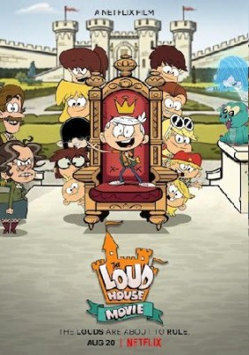 The Loud House Movie 2021 WEB-DL 300MB Hindi Dual Audio 480p Watch Online Full Movie Download bolly4u