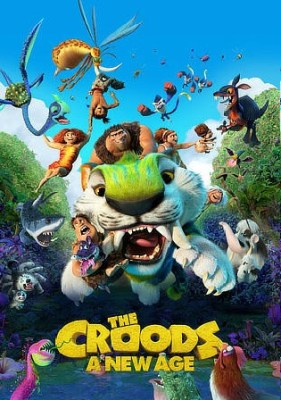 The Croods A New Age 2020 BuRay 300Mb Hindi CAM Dual Audio 480p Watch Online Full Movie Download bolly4u