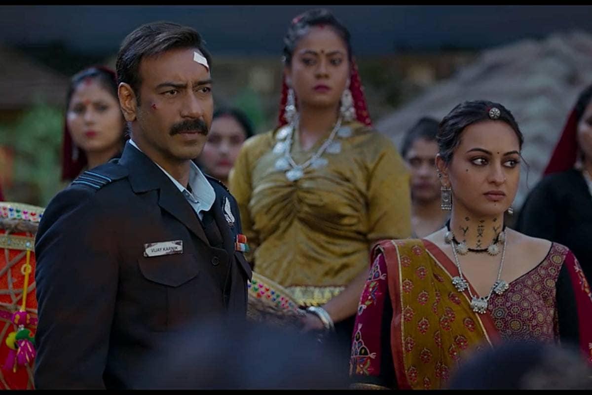 Bhuj The Pride of India, movie review, Ajay Devgn, Bhuj