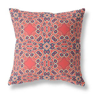 Falling Angels Feathers Indoor Throw Pillow