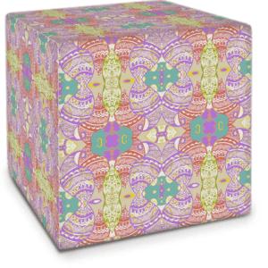 Purple Pastel Wire Henna Cube