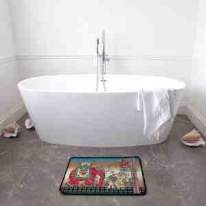Horizon Peak Bath Mat