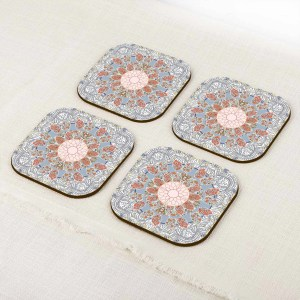 Blooming tree of life Coaster