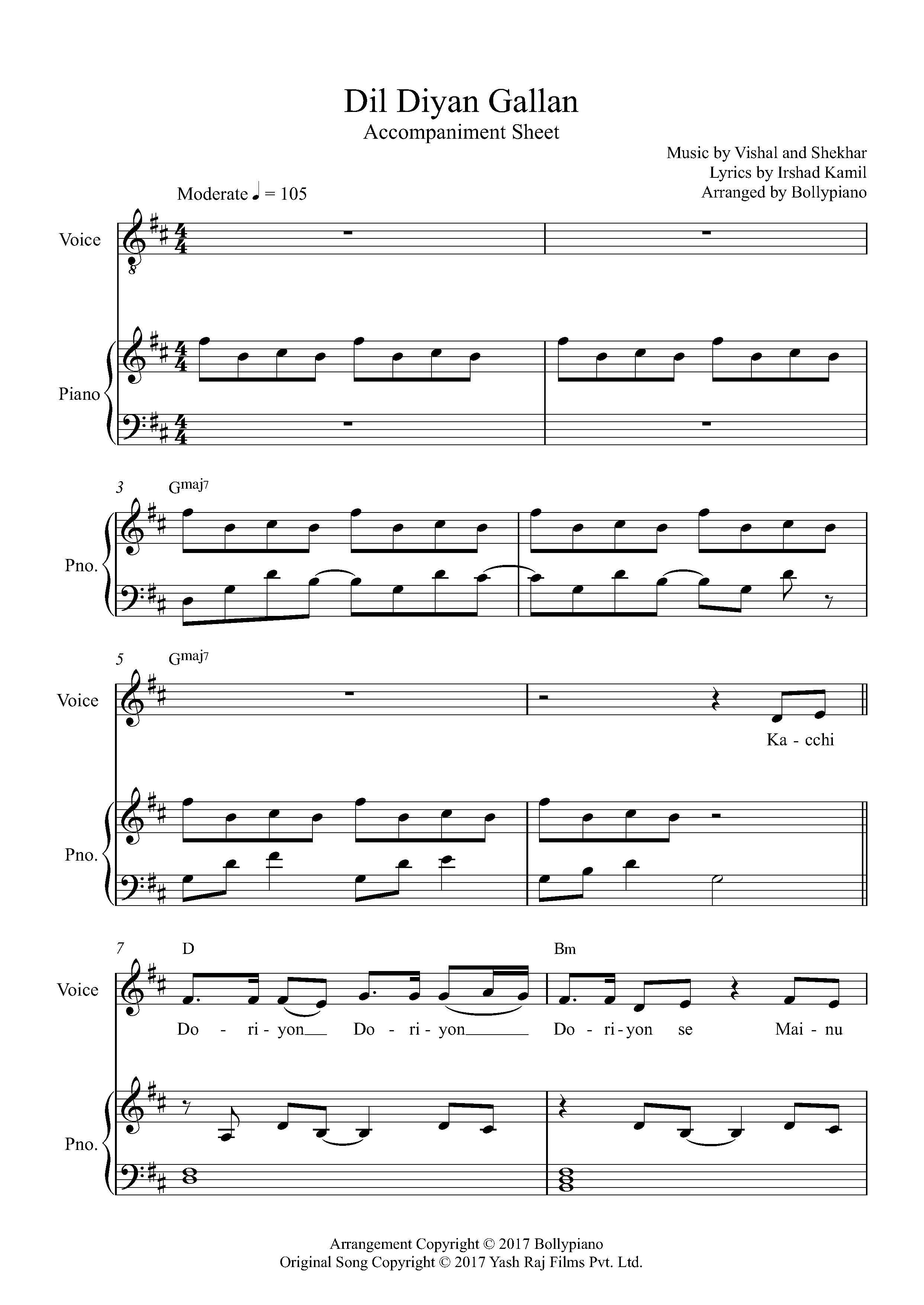 Details Ins Dil Diyan Gallan Lyrics — Mailstump