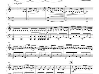 Paar Chanaa De - Noori piano notes