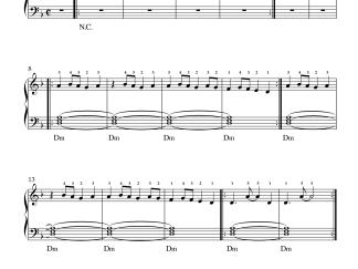 Sakkarai Nilavea - Youth easy piano notes